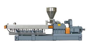 High Capacity Paper Tube Making Machine Plastic Extruder Machine One Year Warranty