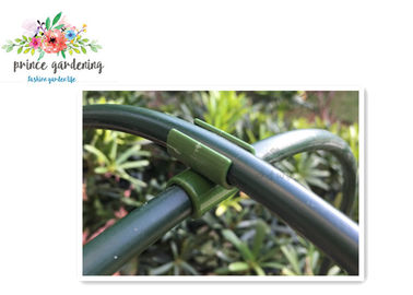 Heavy Duty Green Flower Garden Plant Supports Stake With Plastic Coated